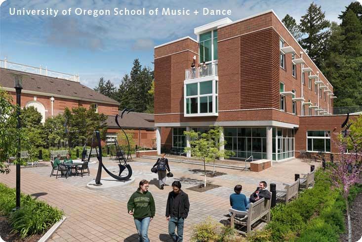 U of O School of Music & Dance