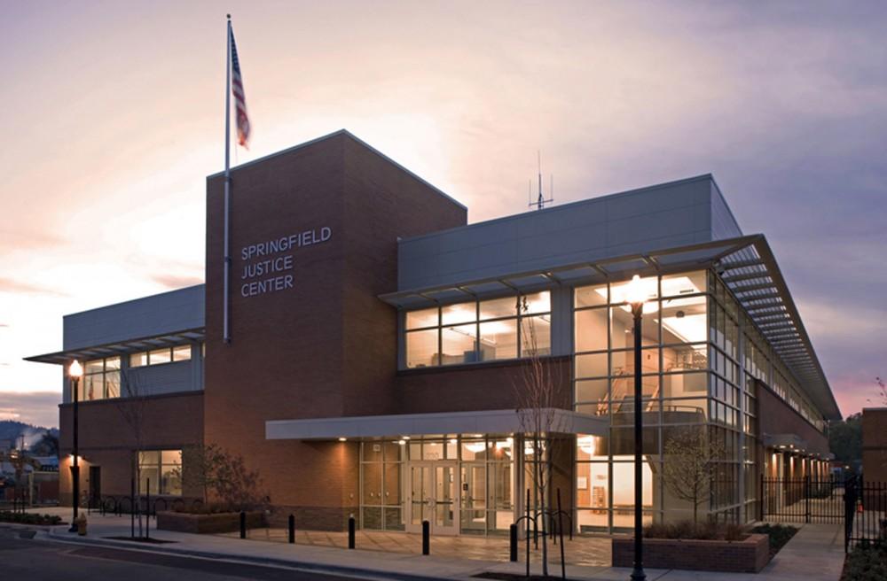 Springfield Justice Center