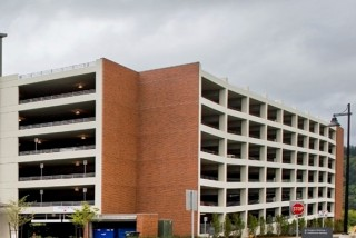 Riverbend Parking Structure