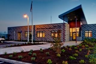 Eugene Airport ARFF Station