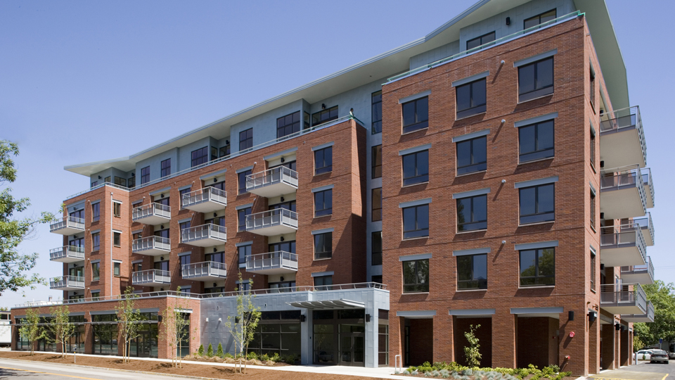The Tate Condominiums