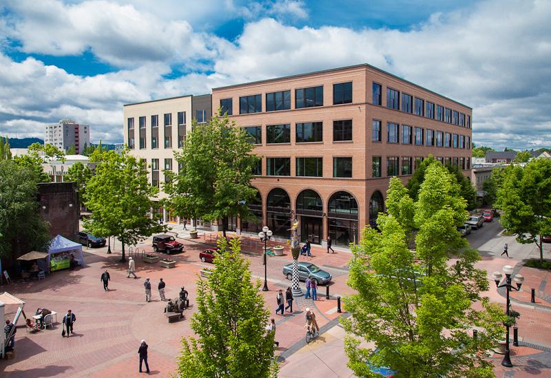 Centre Court Building