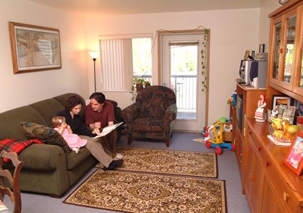 U of O Student Family Housing