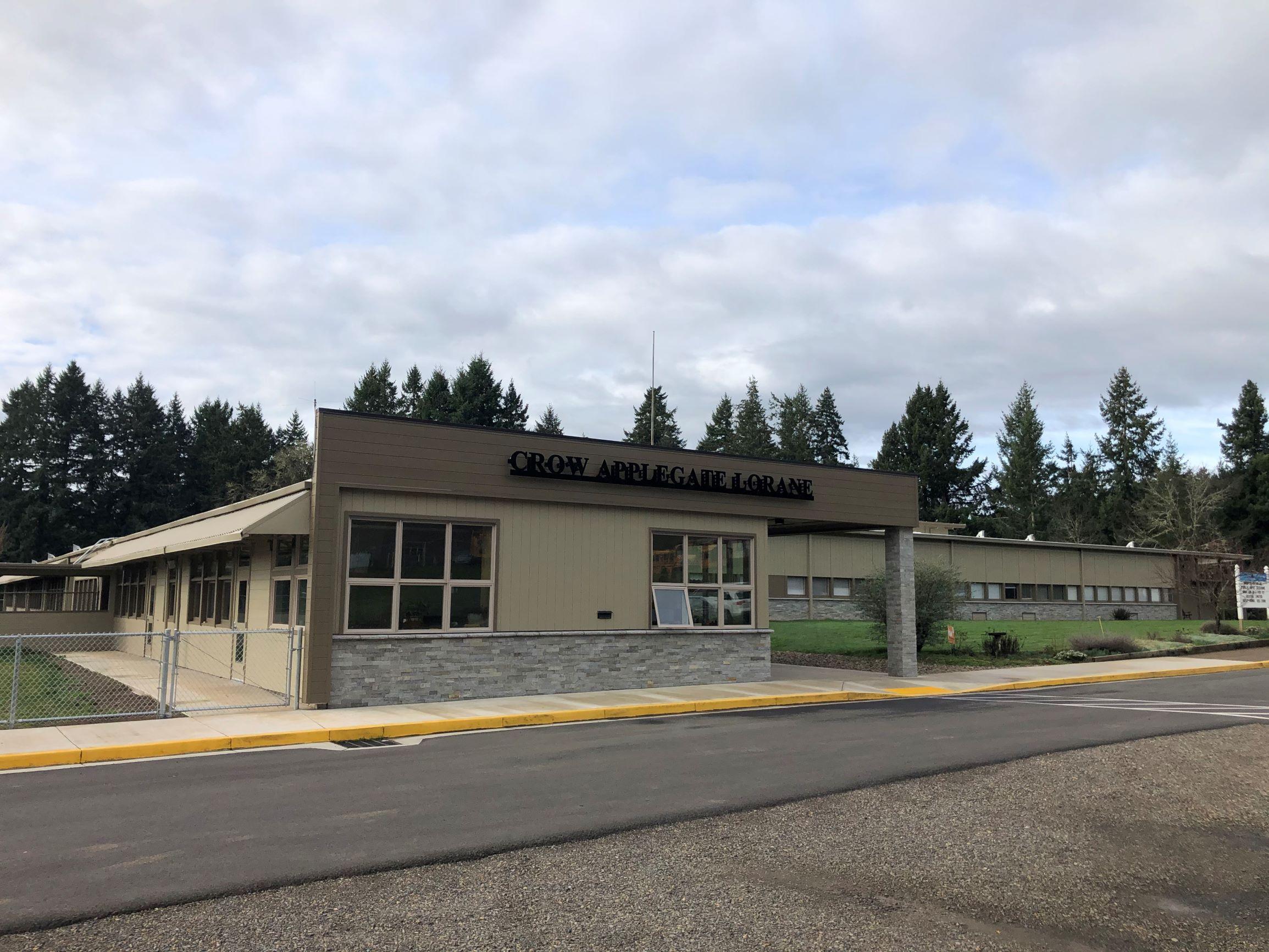 Crow / Applegate School Renovations