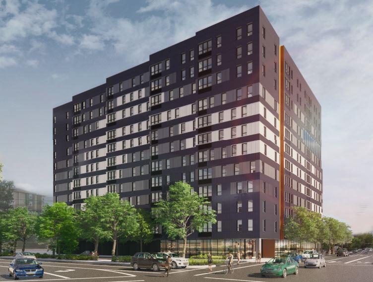 Broadway Student Housing