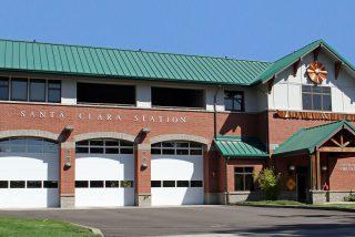Eugene Fire Station #11 - Santa Clara