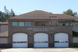 Springfield Fire Station #16 - Thurston