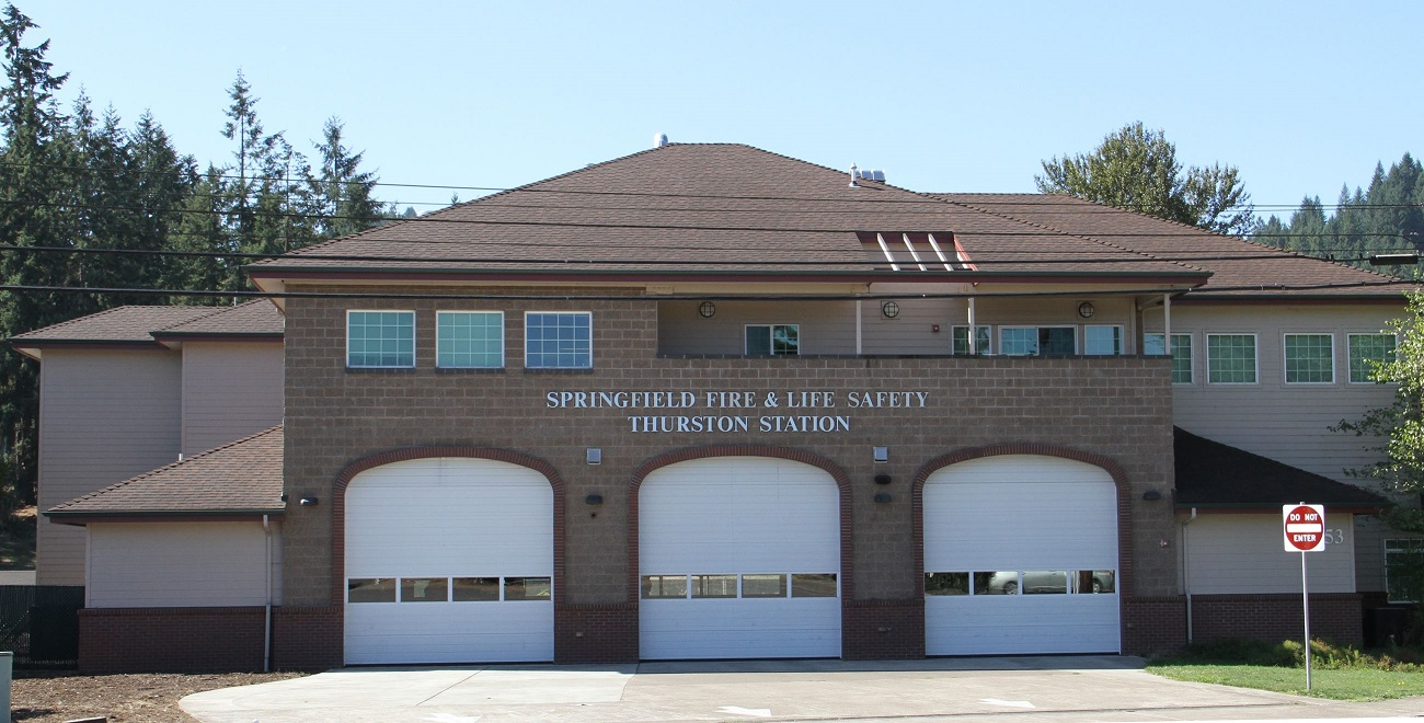 Springfield Fire Station #16 - Thurston